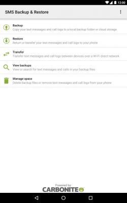 SMS Backup & Restore 10.05.210