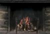Скачать Заставка (скринсейвер) Камин 7