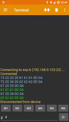 Serial WiFi Terminal