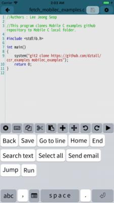 Мобильный C [ C/C++ Compiler ] free