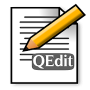 Скачать QEdit - Code Editor in Pocket