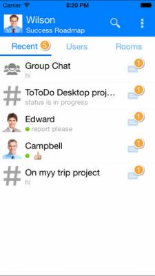 Output Messenger 1.7.7