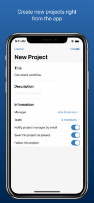 ONLYOFFICE Проекты 1.0