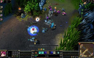 League of Legends 9.8