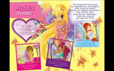 WINX - Read&Play 1.1