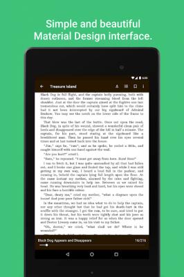 Lithium: EPUB Reader 0.21.1