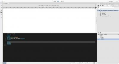 Adobe Dreamweaver CC 19.1