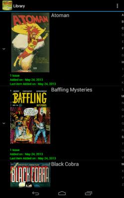 Challenger Comics Viewer 2.01.28