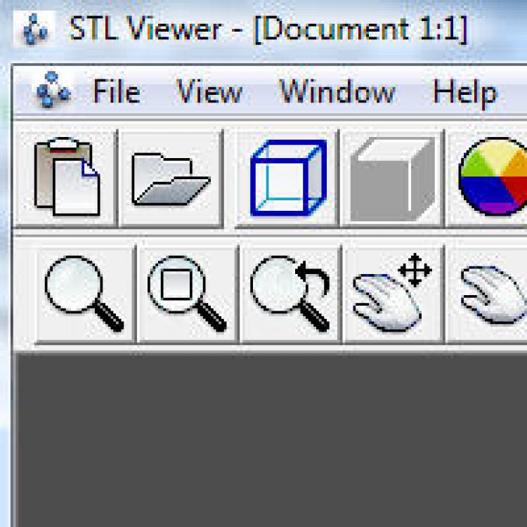 ideaMK STL Viewer скачать на Windows бесплатно