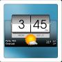 Скачать 3D Flip Clock & World Weather