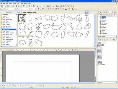 OxygenOffice Professional 3.2.1