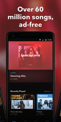 TIDAL Music 2.12.0