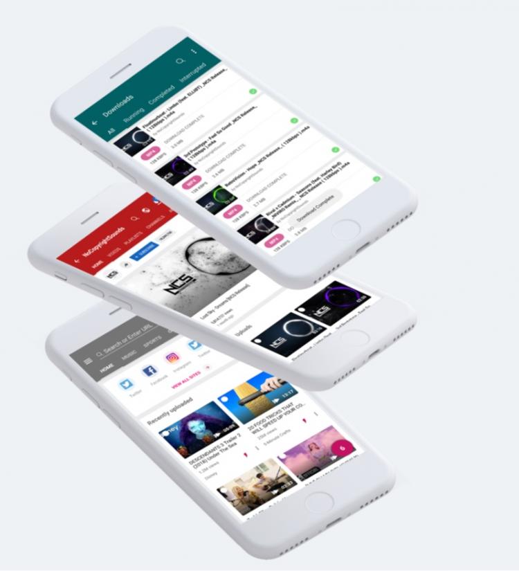Videoder cкачать на Android бесплатно