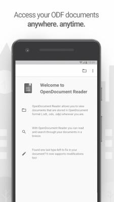 OpenDocument Reader 3.0.15