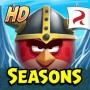 Скачать Angry Birds Seasons HD