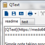 Скачать QText