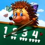 Скачать Математика для детей: Учим цифры