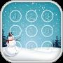Скачать Snowfall Screen Lock