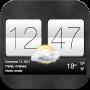 Скачать Sense V2 Flip Clock & Weather