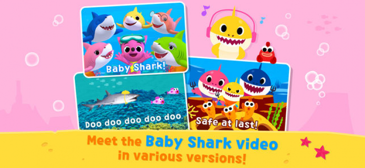 Pinkfong Baby Shark cкачать на iOS бесплатно