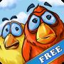 Скачать Birds On A Wire: Free Match 3