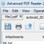 Скачать Advanced PDF Reader
