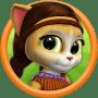 Скачать Моя Говорящая Кошка Эмма - Виртуальный Питомец