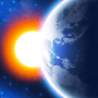 Download 3D EARTH - accurate weather forecast & rain radar
