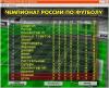 Скачать Чемпионат России по футболу 0.4.4.0