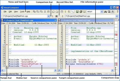 Visual Comparer v1.10