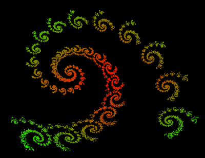 Fractal Morphing Screen Saver v1.8