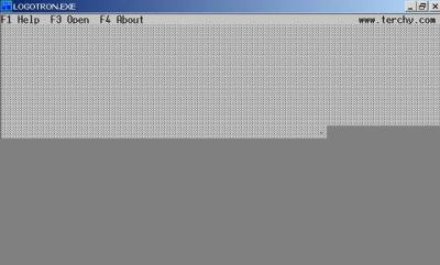 Logotron v1.02