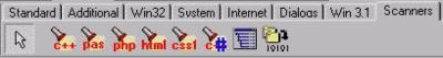 Source Code Scanners v4.0 Std для Delphi 5