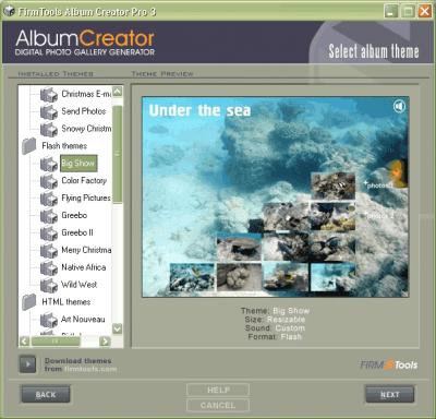 Album Creator Pro v3.0