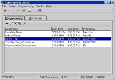 Cybercorder 2000 1.4 Rev 1