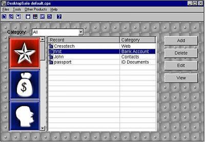 Cresotech DesktopSafe Lite v1.12