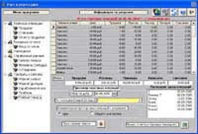 Учет и реализация urv v1.1