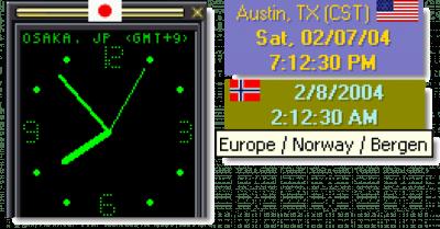 WorldTime Clock v2.5