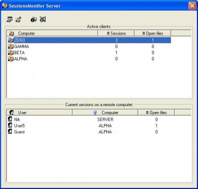 SMServer v1.0