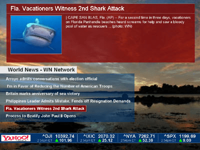 Online News Screensaver v1.15