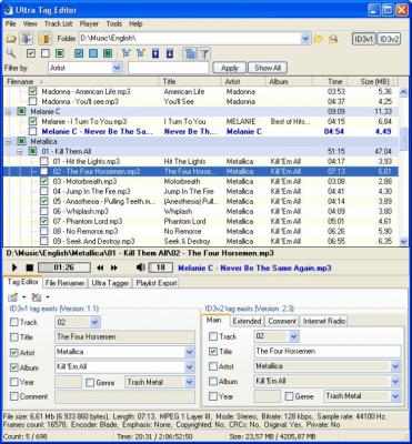 Ultra Tag Editor