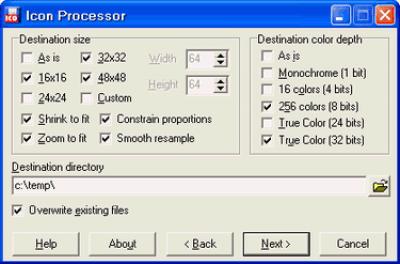 Icon Processor v2.0