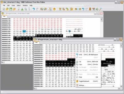 Free Hex Editor v3.10