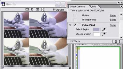 Video Pilot Plug-in for Adobe Premiere 1.00