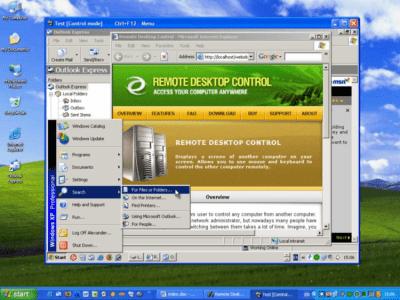 Remote Desktop Control 1.6