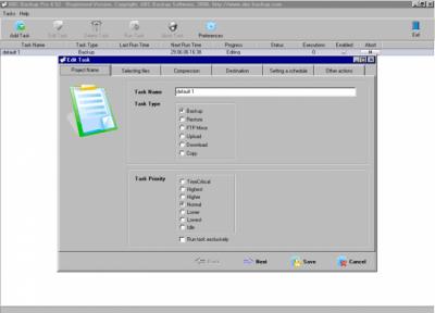 ABC Backup Pro 4.52