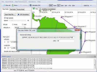 Avangardo GPS Generator 2.2.4