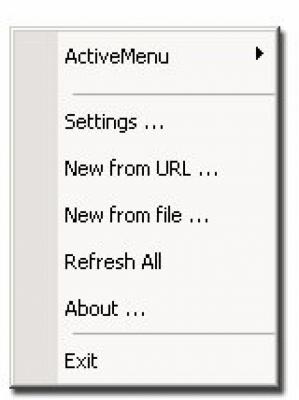 ActiveMenu 0.2b
