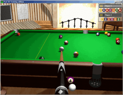 Pool 3D Training Edition 1.58