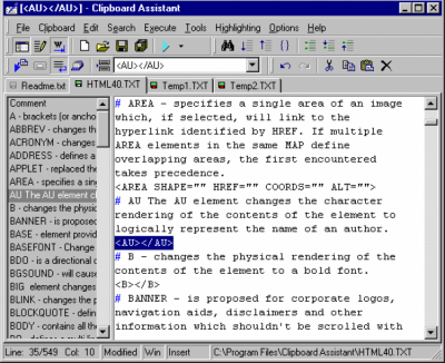Clipboard Assistant 1.192